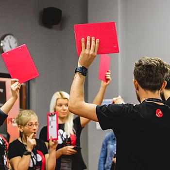 Insane Triathlon Lublin #2 - Wolontariat