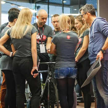 Insane Triathlon Lublin #3 - Wolontariat