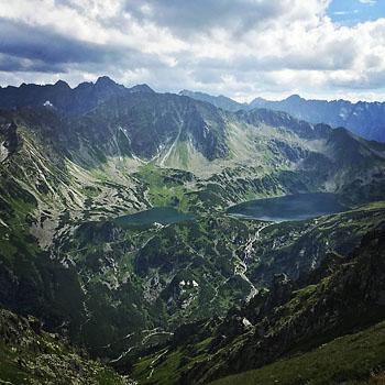 Perły Małopolski: Tatrzański Park Narodowy (Dystans długi)